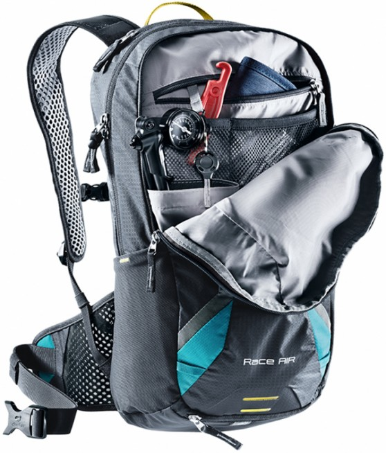 Plecak DEUTER Race Air bay-midnight -