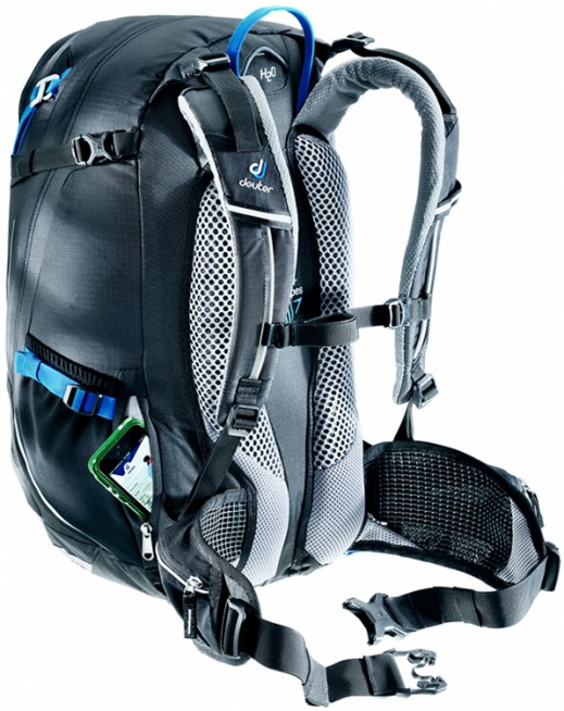 DEUTER TRANS ALPINE 24 -