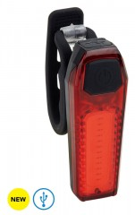 Lampka tylna TORCH SPEEDLIGHT 55005 usb czarna (NEW)