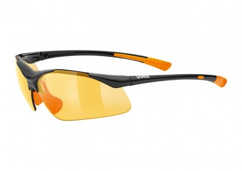 Okulary Uvex Sportstyle 223 black orange