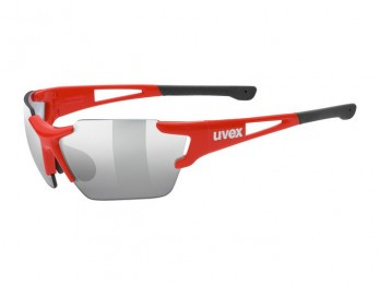 Okulary Uvex Sportstyle 803 race vm small red