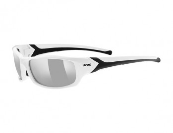 Okulary Uvex Sportstyle 211 white black